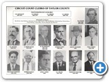 CIrcuit Court Clerks of Taylor County