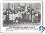 Third Grade Class Taylor County Elementary School 1924