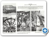 Water Wheel Mr. John Lee and Son Shelby Lee-1918