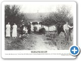 Wise Family in Front Yard at Home-1914-15